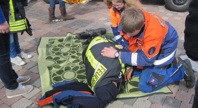 Erste Hilfe Kurs 2013