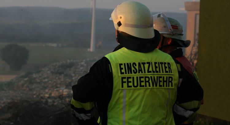 Einsatzleiter Windkraftanlage Überblick Buke