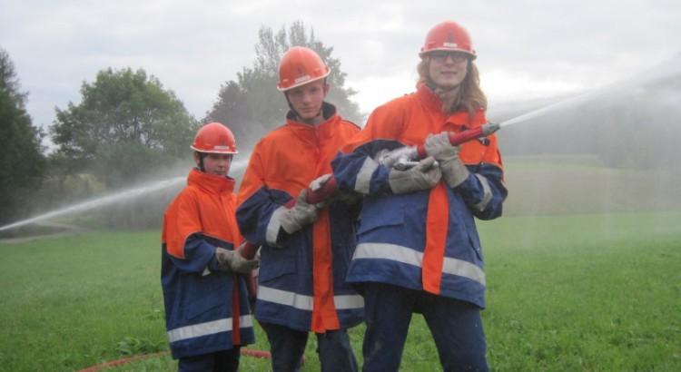 Großübung Flugzeugabsturz in Bad Driburg - Neuenheerse