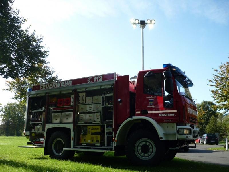 TLF Tanklöschfahrzeug LZ Buke 2012