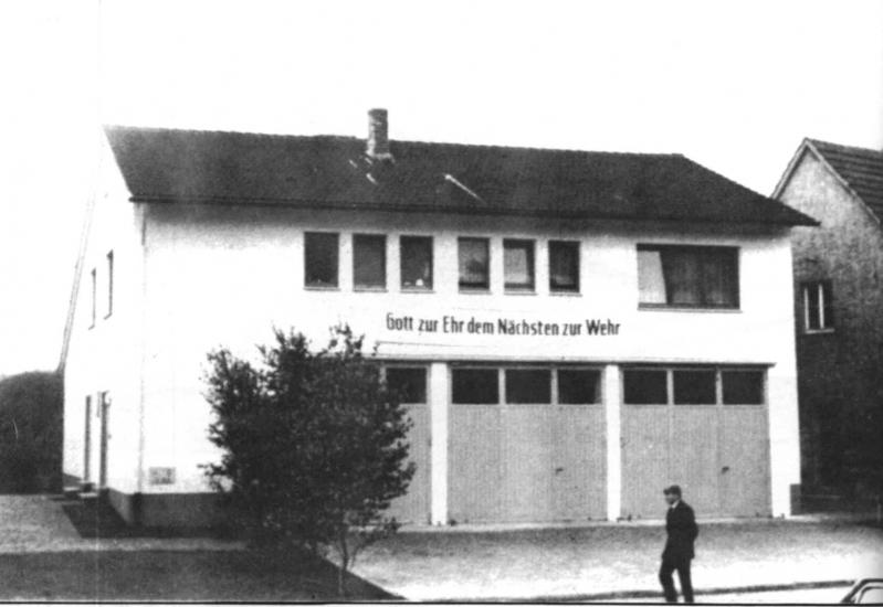 Gerätehaus Löschzug Buke