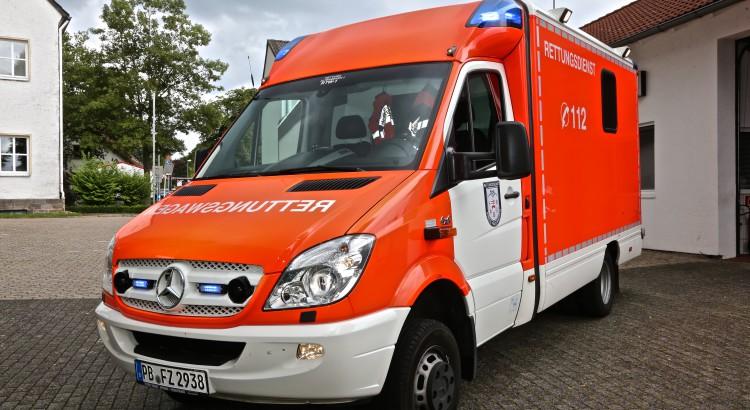Rettubgswagen Buke