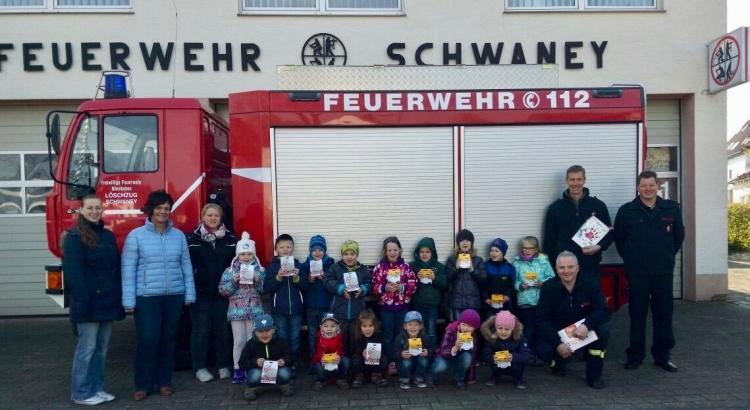 Feuerwehr Kindergarten 1